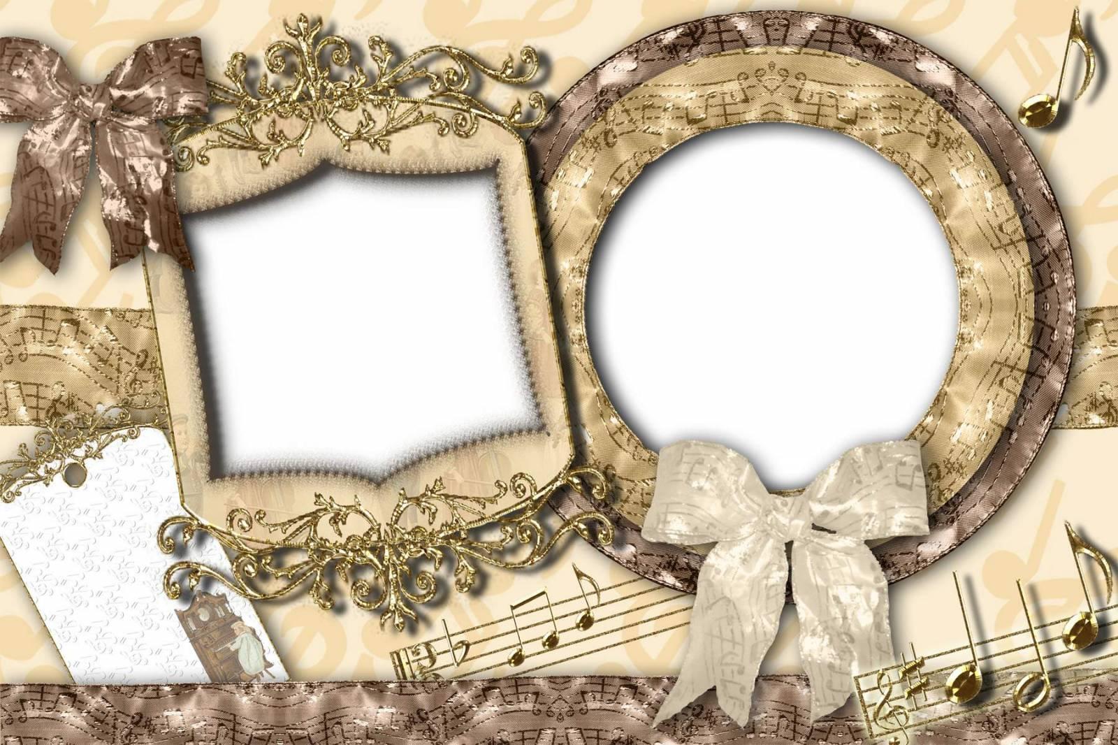 оформление фотографий в рамки на свадьбу
